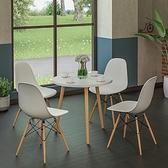洽談桌簡約現代休閒桌奶茶桌咖啡桌小圓桌茶幾邊幾會議洽談接待桌椅組合 艾家 LX