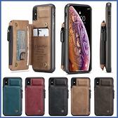 蘋果 iPhone XR XS MAX iX i8+ i7+ SE 2020 C20皮套 手機殼 全包邊 插卡 保護殼