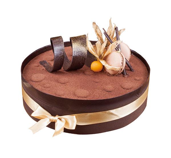 【上城蛋糕】生日蛋糕 限自取 提拉米蘇 8吋 上城招牌蛋糕 提拉米蘇蛋糕 咖啡蛋糕