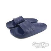 Adidas Duramo Slide 男女鞋 深藍 軟底 防水 運動拖鞋 男女 BB0498☆SPEEDKOBE☆