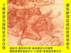 二手書博民逛書店Michelangelo罕見and His Influence: