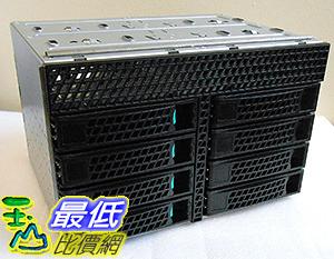 [106美國直購] INTEL FUP8X35HSDK / Drive Enclosure 8 x Total Bay - 8 x 3.5 Bay
