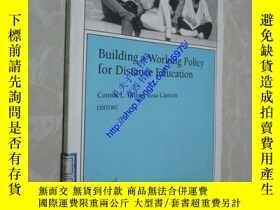 二手書博民逛書店Building罕見a Working Policy for D
