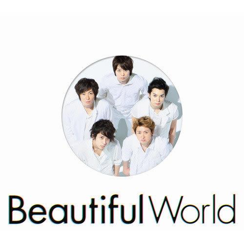 嵐 Beautiful World 專輯CD ARASHI (購潮8)