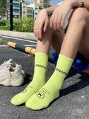 彩色襪子女中筒