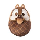 HOLA 迪士尼系列櫻花季橡果造型抱枕-奇奇