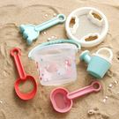 Modern House美登好室兒童玩沙子挖鏟子工具寶寶洗澡沙灘玩具套裝 莎拉嘿幼