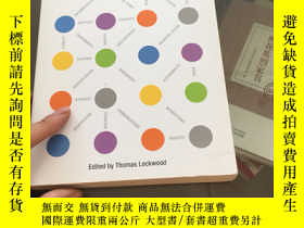 二手書博民逛書店Design罕見Thinking: Integrating In
