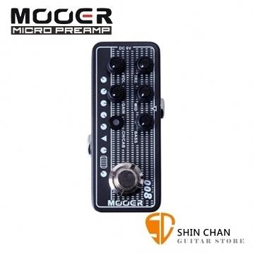 【缺貨】【迷你音箱前級模擬效果器】【Mooer 008 Cali-MK 3】【Micro Preamp】【Mesa Boogie MARKIII】
