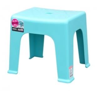 【好市吉居家生活】嚴選聯府KEYWAY~RC-631 風采止滑椅31CM 塑膠椅 板凳