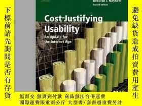 二手書博民逛書店Cost-justifying罕見Usability, Second EditionY255562 Rando