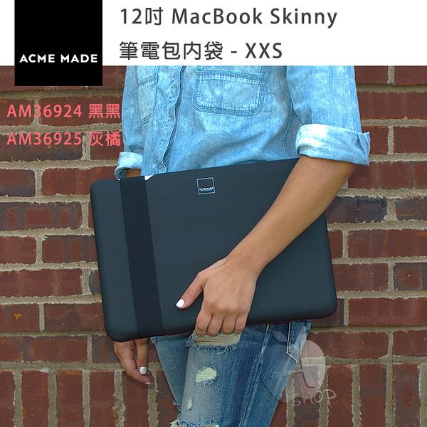 【A Shop】Acme Made 12吋 MacBook Skinny筆電包內袋 - XXS