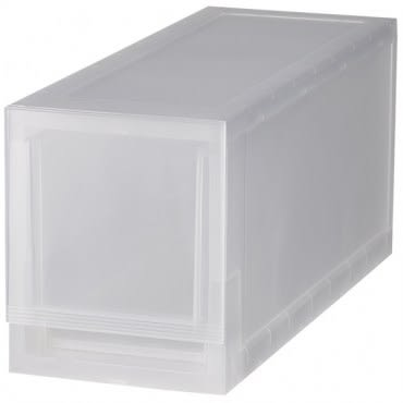 FINE 抽屜式整理箱 9L LF-1701 45.6x17x20.5cm