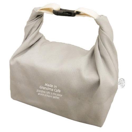 【型男專屬】Made in Grandma Cafe 日本優質棉布便當提袋
