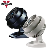 【VORNADO 沃拿多】渦流空氣循環機 循環扇 (白色) 530W