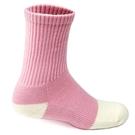 【SNOW TRAVEL】高級美麗諾羊毛襪登山防寒襪 – 粉紅 M號 ( 21-23cm )
