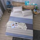 【BEST寢飾】雲絲絨 床包枕套組or薄被套1件 單人 雙人 加大 特大 時尚主義 舒柔棉 台灣製造