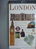 【書寶二手書T5/地理_QCD】London_Dorling Kindersley