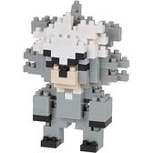 《 Nano Block 迷你積木 》【 神奇寶貝 系列 】NBPM_076熊徒弟 / JOYBUS玩具百貨