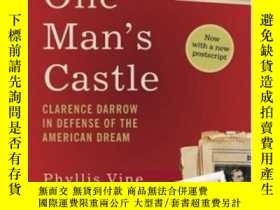 二手書博民逛書店One罕見Man s CastleY256260 Phyllis Vine Harper Paperbacks