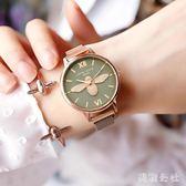 輕奢法國小眾手錶 ins風時尚潮流腕錶 簡約氣質女士女錶 CJ4814『美鞋公社』