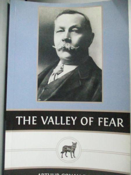 【書寶二手書T2/原文小說_KHY】The Valley of Fear_Conan Doyle