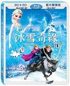 【停看聽音響唱片】【BD】冰雪奇緣3D+2D雙碟版