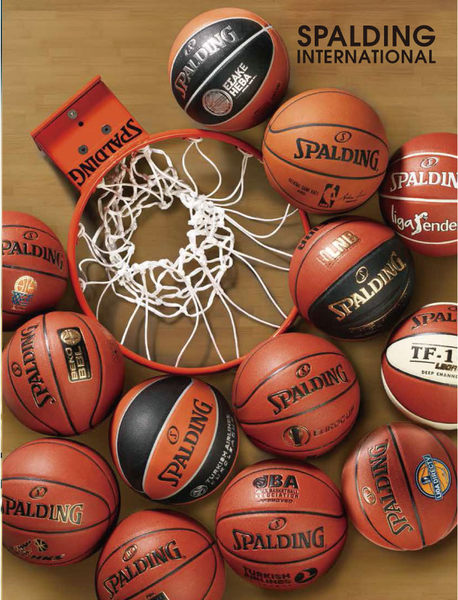 SPALDING斯伯丁籃球 NBA 白金系列#7籃球-SPA83012(含運費)