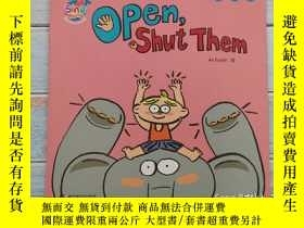 二手書博民逛書店open,shut罕見themY19139 an eunjin 北京語言大學出版社 ISBN:97875619