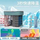 迷你風扇小型桌面空調冷風機usb噴霧制冷散熱靜音家用便攜臺式降溫神器 依凡卡時尚