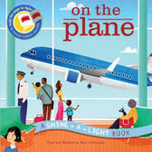A Shine A Light Book:On The Plane  透光書:飛機篇 平裝繪本