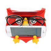 汽車滑墊 多功能車載眼鏡夾手機導航支架汽車創意車內卡通可愛用品女 卡菲婭