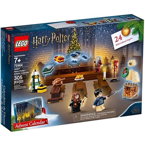 樂高積木 LEGO 2019《 LT75964 》LEGO® Harry Potter™ Advent Calendar 聖誕倒數月曆