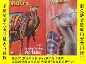 二手書博民逛書店Wonders罕見Grade 3Reading writing workshop unit1【十】Your tur