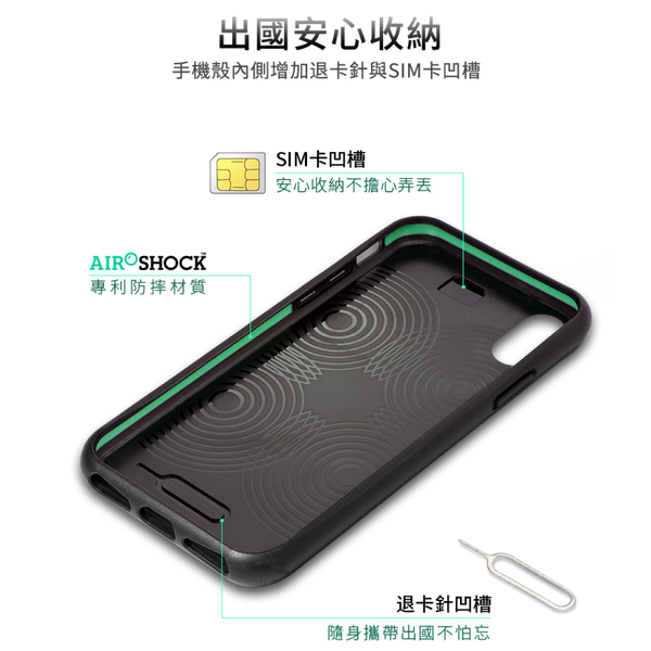 Mous  皮革 保護殼 保護套 iPhone Xs XR Xs Max 6 7 8 Plus 美國軍規級 防摔 防刮