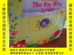 二手書博民逛書店THE罕見Itsy Bitsy SpiderY202708