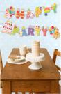 【收藏天地】新品*歡樂派對創意掛飾DIY簡易包-PARTY款 / 生活 慶生 party 同樂會 餐會 生日