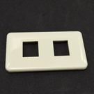 【6350C】豪華歐風蓋板2孔3702開關面板 卡式開關蓋板 插座蓋板 EZGO商城