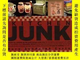 二手書博民逛書店Kitchen罕見Junk (Word Tracks Studio)-廚房垃圾(Word Tracks工作室)
