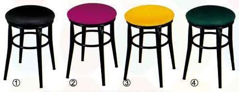 【南洋風休閒傢俱】月圓餐椅 休閒椅 餐椅 造型椅 (582-13)