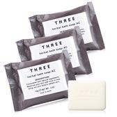 THREE 舒活沐浴皂(10g)X3