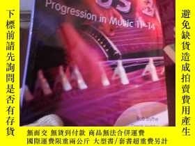 二手書博民逛書店OPUS罕見3 Progression in Music 11-