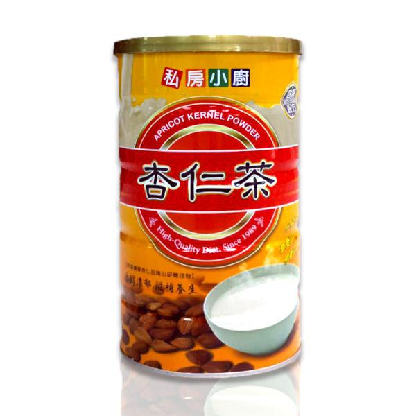 私房小廚 • 杏仁茶(含糖)/600公克/罐