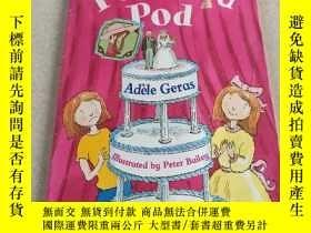 二手書博民逛書店Peas罕見in a pod 豆莢裏的豌豆Y212829