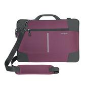 targus Bex III 薄型手提側背包 藍莓紅 15.6 吋 產品型號:TSS95401AP