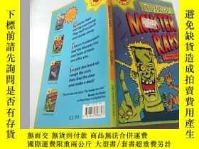 二手書博民逛書店monster罕見raps:怪物饒舌Y200392
