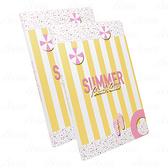 【VT薇拉寶盒】 Dior 迪奧 Feel the joy of summer-Summer Beach Club條紋筆記本*2