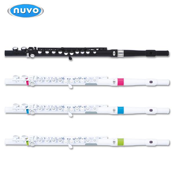 小叮噹的店- 長笛 英國 Nuvo Student Flute Kit 塑膠長笛 N230