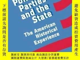 二手書博民逛書店Political罕見Parties And The StateY255562 Martin Shefter