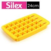 樂扣樂扣亮彩矽膠製冰盒/黃色/雪花